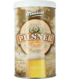 Kit à bière Muntons Premium Pilsner