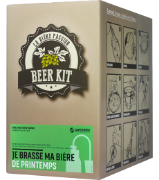 Brew Your Own Bière de Printemps All-Grain Beer Kit