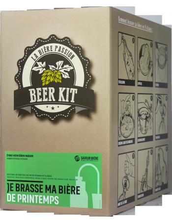 Beer Kit, je brasse ma bière de printemps