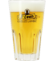 St Louis Gueuze Lambic Stange Glass