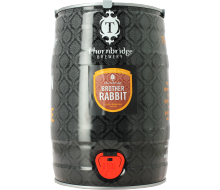 Fût 5L Thornbridge Brother Rabbit