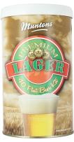 Kit à bière Muntons Premium Lager