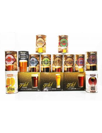 Premuim Lager Beer Kit - Muntons