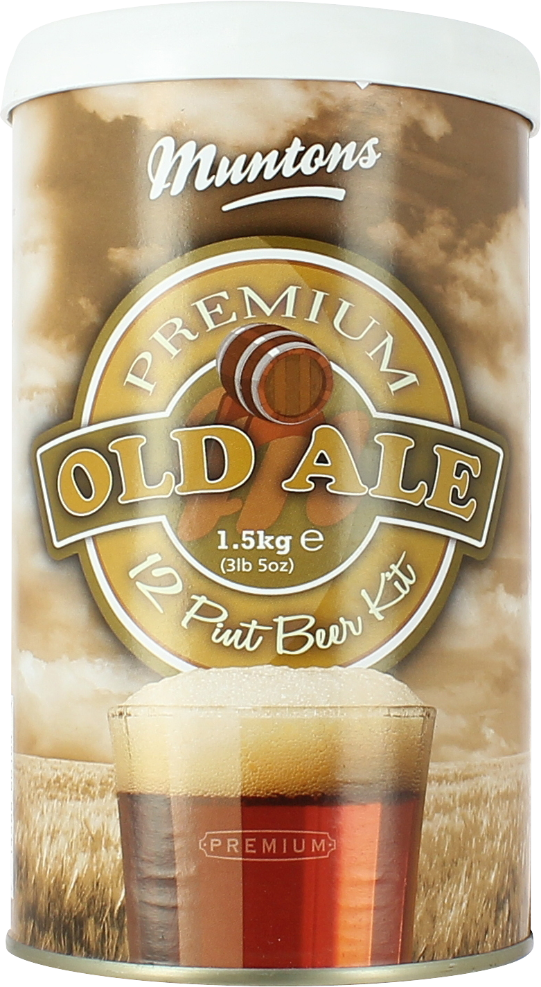 Kit de bière Vieille Ambrée Muntons