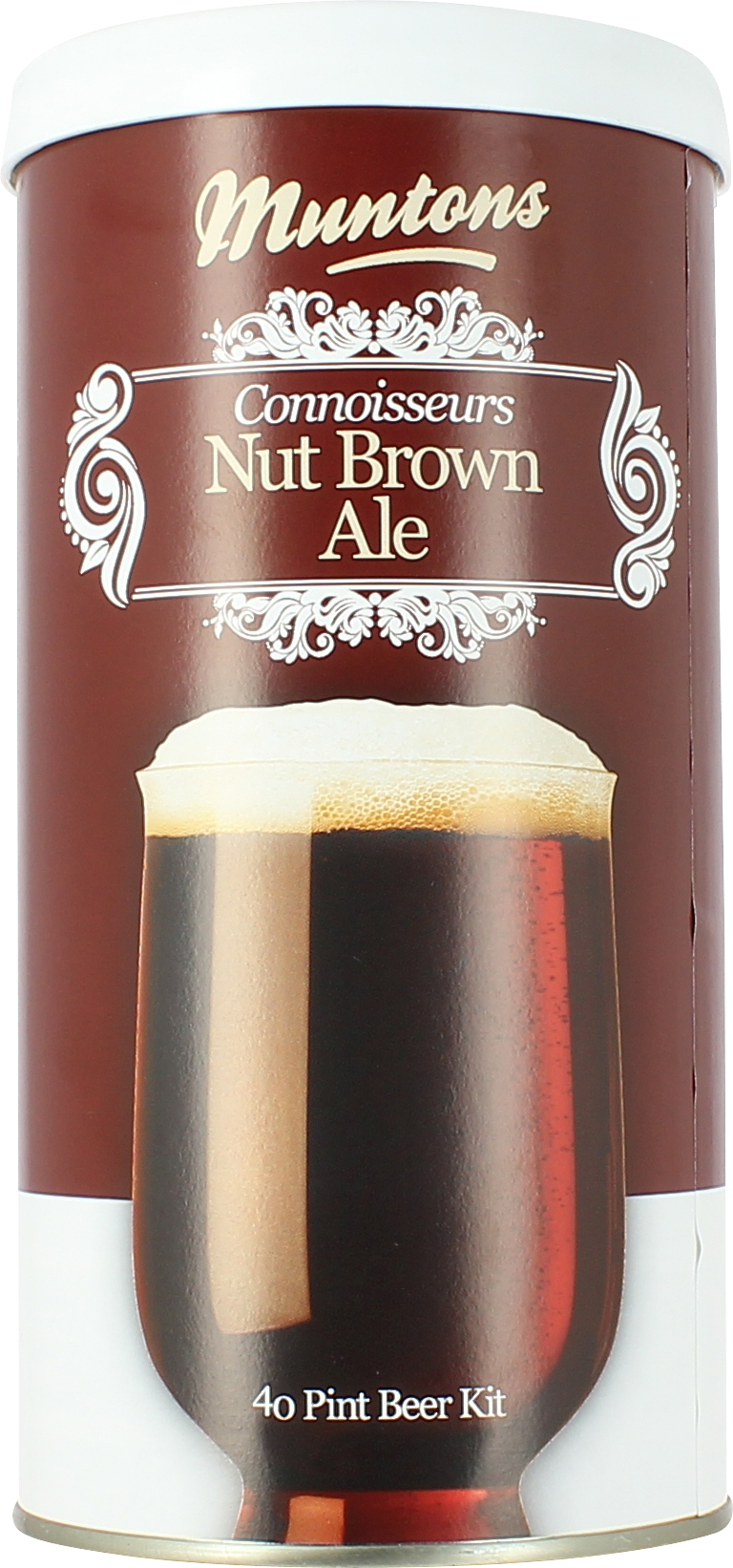 Kit de bière Nut Brown Ale Muntons