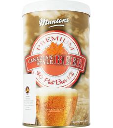 Kit à bière Muntons Canadian Ale