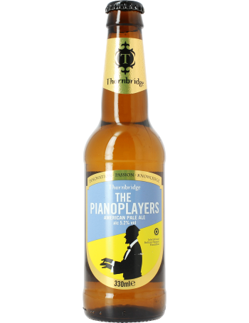 Thornbridge The Pianoplayers