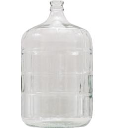 Dame-jeanne en verre de 5 gallons (18,9 litres)