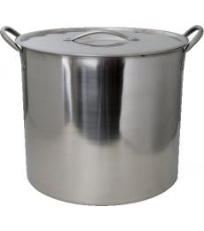 Cuve de brassage en acier inoxydable de 5 gallons (18,9L)