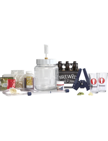 Northern Brewer Go Pro Small Batch Beer Brewing Kit