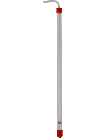 Auto-siphon Fermenter's Favorites Rack Magic - Grand format 67 cm