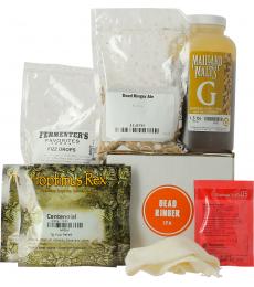 Recharge recette Dead Ringer IPA 1Gal (3,8L) extrait + grains