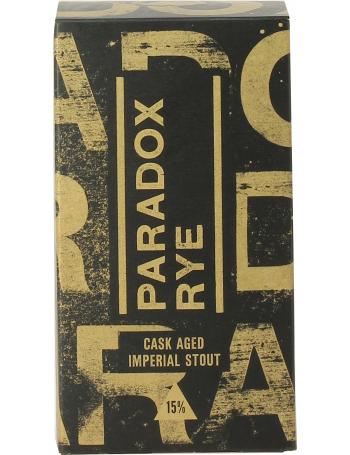 BrewDog Paradox Rye