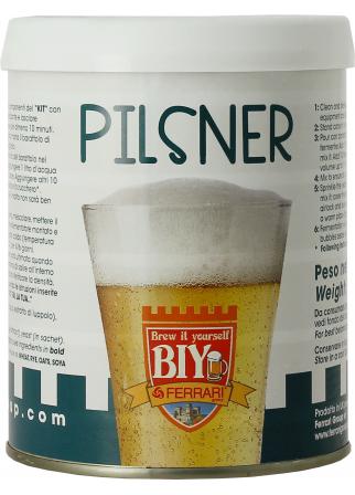 Kit à bière BIY Pilsner 900g