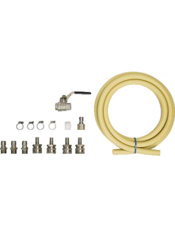 Kit connecteur rapide pour pompe de brassage
