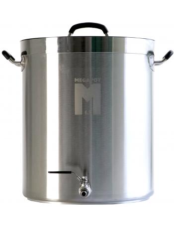 Cuve de brassage MegaPot 15 Gal (56,7L) avec robinet