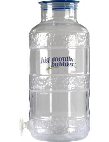 Fermenteur PET avec robinet Big Mouth Bubbler 5 gallons (19 L)