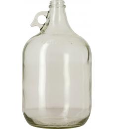 Dame-jeanne en verre 3,8L (1 gallon)