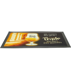 Tapis de Bar Triple Secret des Moines