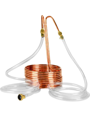 Refroidisseur à moût Copperhead 20 L