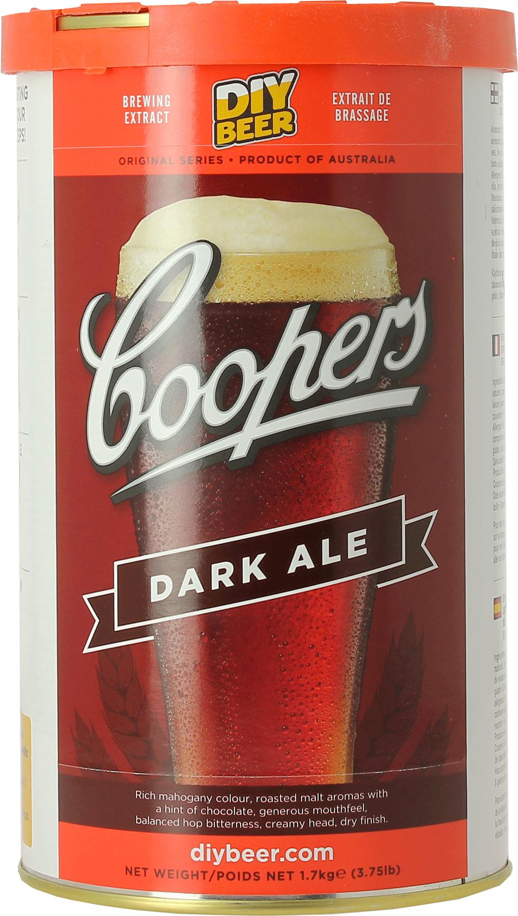 Kit de bière Dark Ale Coopers