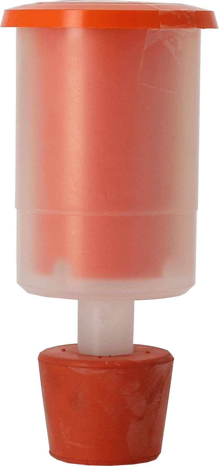 Tapón con burbujeador para fermentador Braumeister