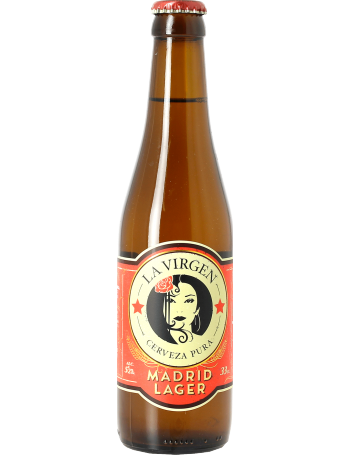 La Virgen Madrid Lager
