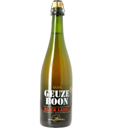 Boon Oude Gueuze Black Label 2nd Edition
