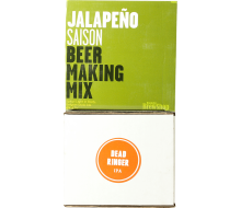 Pack recharge recette Saison Jalapeno + recette Dead Ringer IPA
