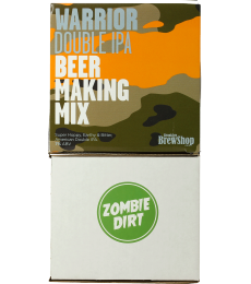 Pack recharge recette Double IPA + recette Zombie Dirt