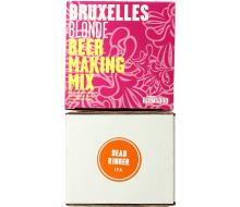 Pack recharge recette Bruxelles Blonde + recette Dead Ringer IPA