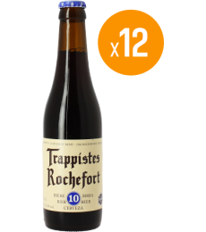 Pack de 12 Rochefort 10