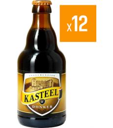 Pack de 12 Kasteel Brune