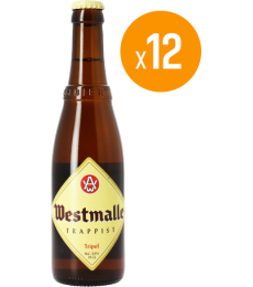 Pack de 12 Westmalle Triple
