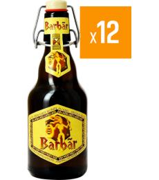 Pack de 12 Barbar Miel