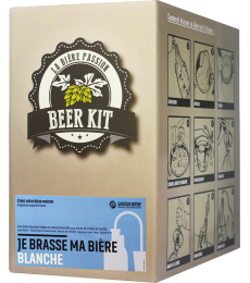 Beer Kit, Brew Your Own wheat beer
