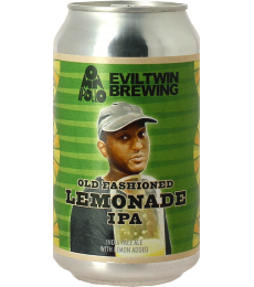 Evil Twin / Omnipollo Old Fashioned Lemonade IPA