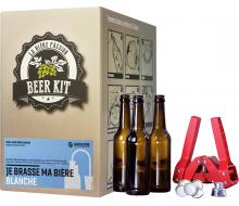 Beer Kit complet, je brasse une blanche