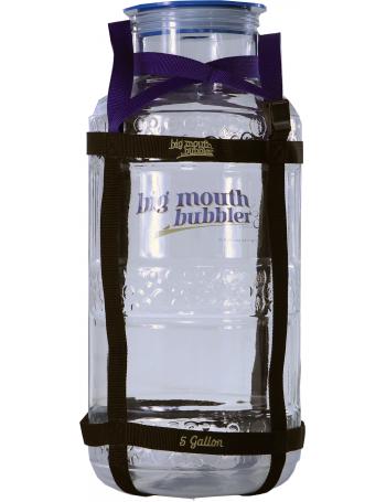 Fermenteur Big Mouth Bubbler 5 gal (19 L) + harnais