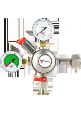Régulateur primaire pour CO2 7 Bar max