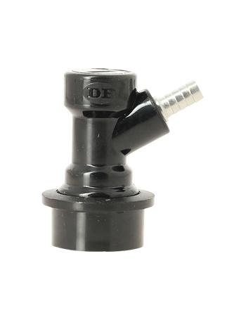 Tête de soutirage liquide Soda Keg cannelure 7 mm