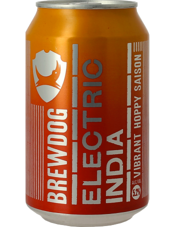 Brewdog Electric India - Canette