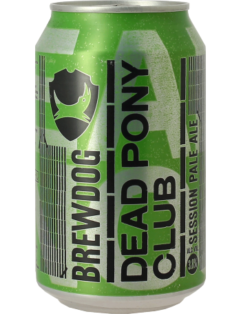 Brewdog Dead Pony Club - Canette