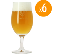 Pack de 6 Verres Tulipes Thornbridge