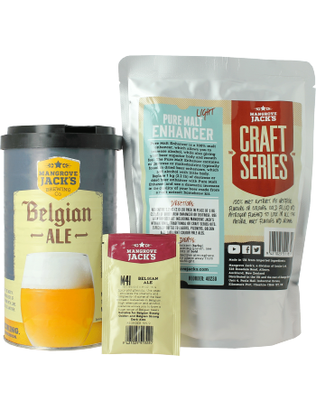 Kit Belgian Ale Premium upgrade 1