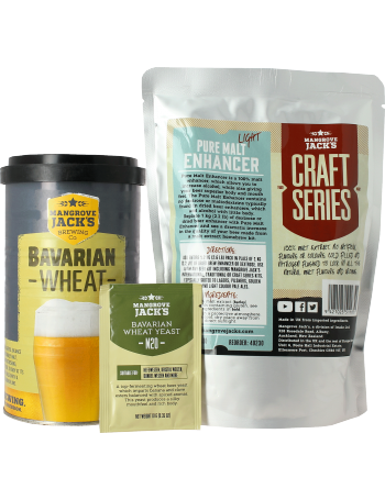 Kit Bavarian Wheat Premium upgrade 1