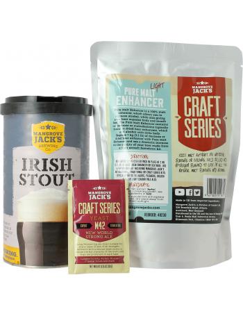 Kit Irish Stout Premium upgrade 1
