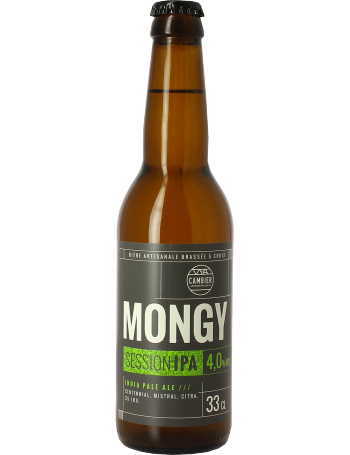 Mongy Session IPA