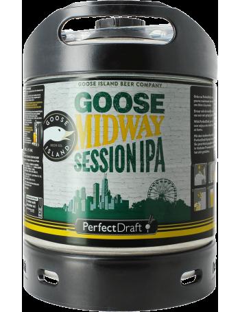 Fût 6L Goose Midway Session IPA