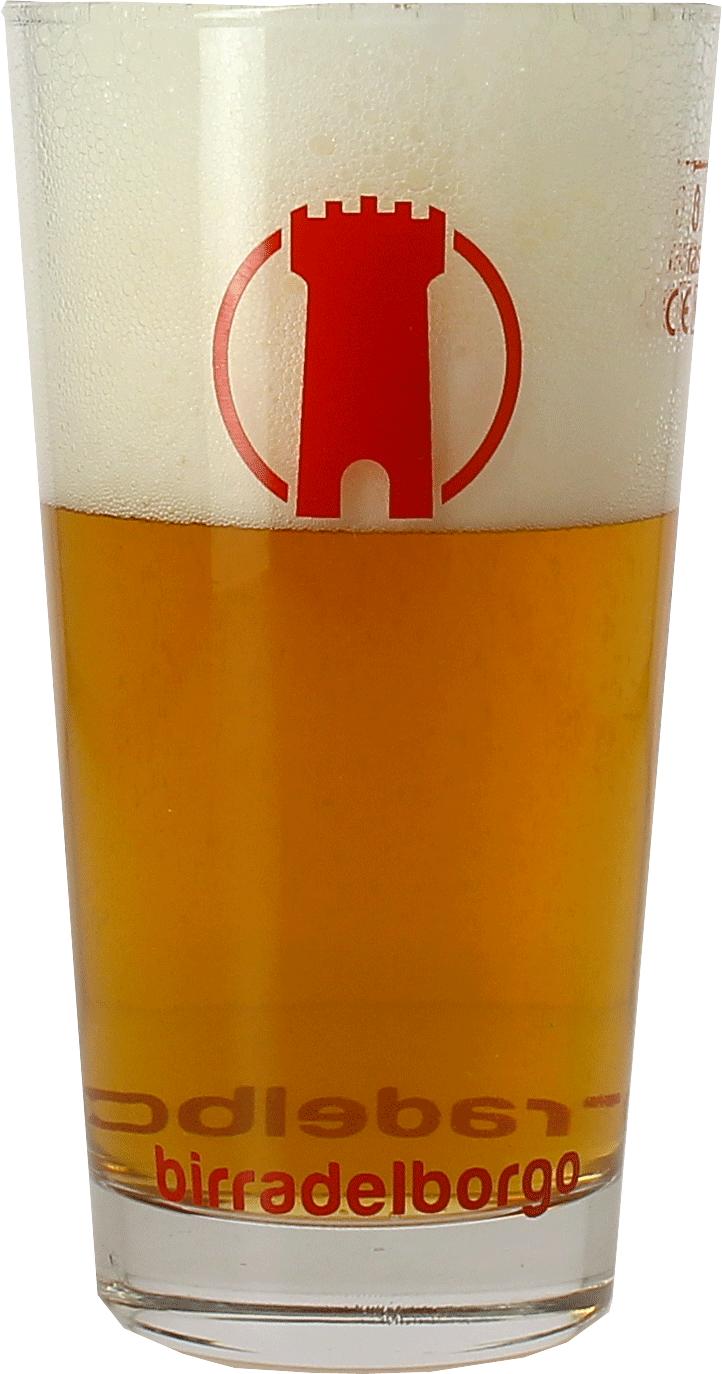 Verre plat Birra Del Borgo - 33 cl